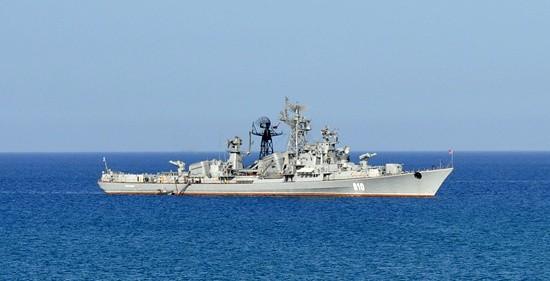 Сторожевой корабль «Сметливый» ЧФ включён в книгу рекордов Вооружённых сил