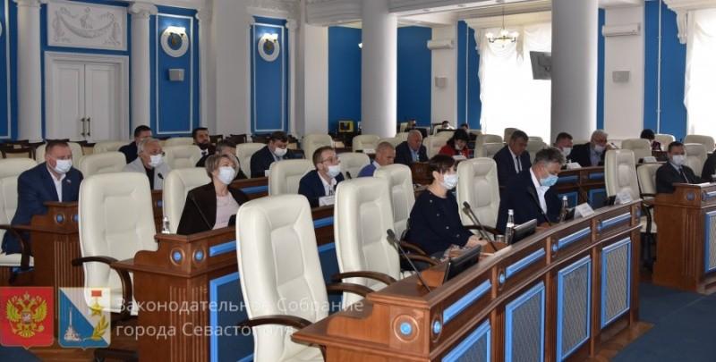 В Севастополе приняли закон о снижении налогов для предпринимателей