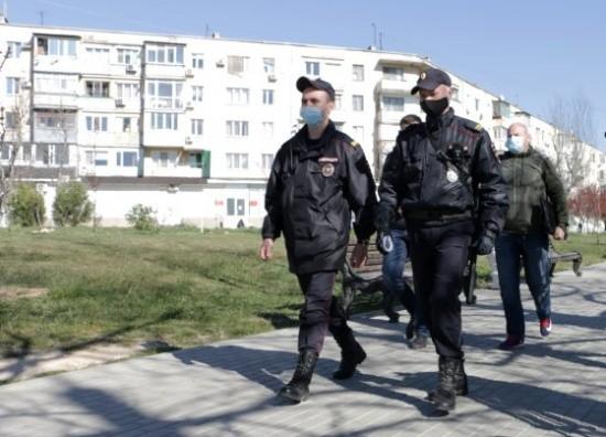 В Севастополе усилят патрулирование улиц