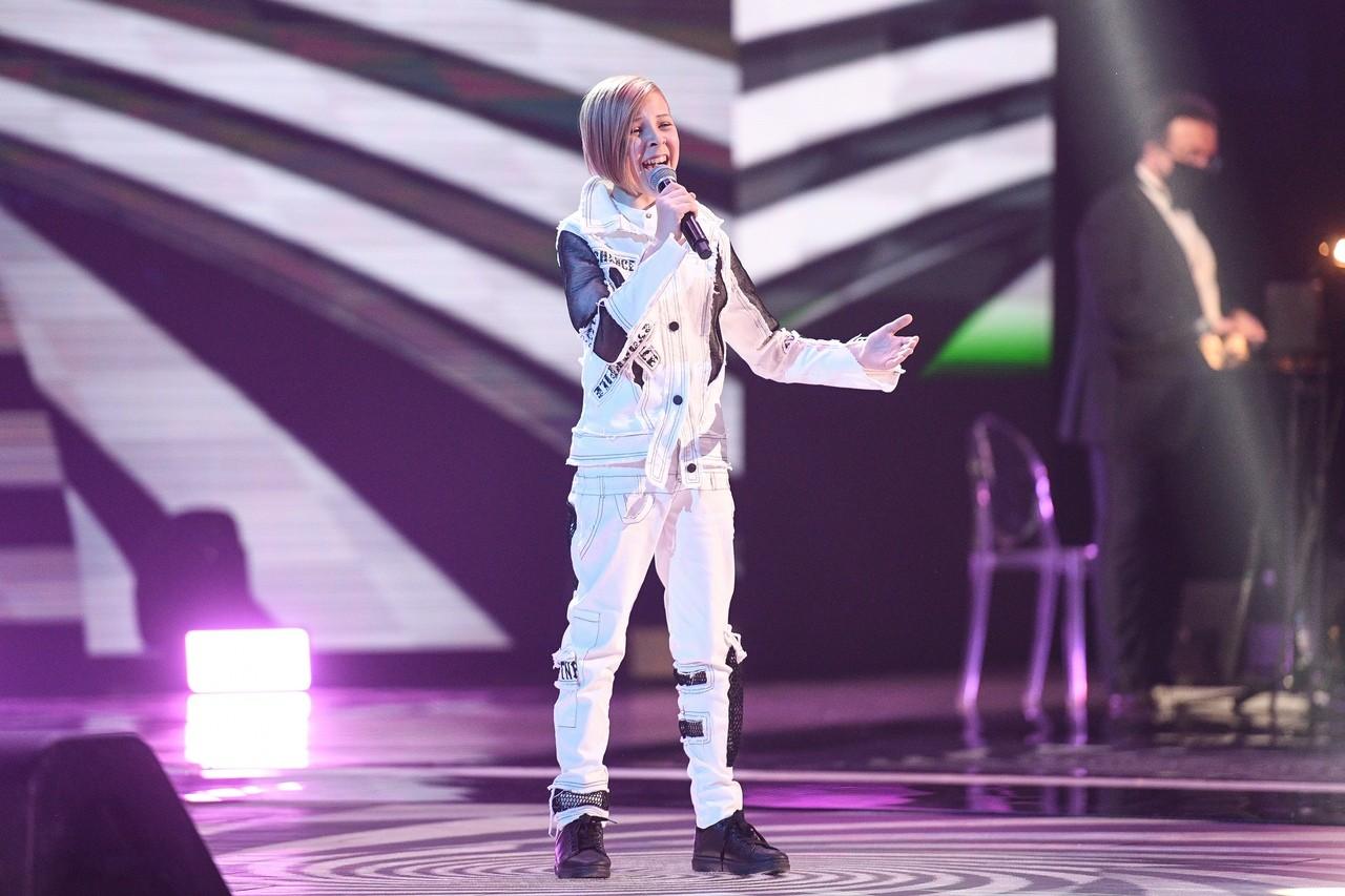 Артем Фокин прошел в финал шоу «Голос. Дети»