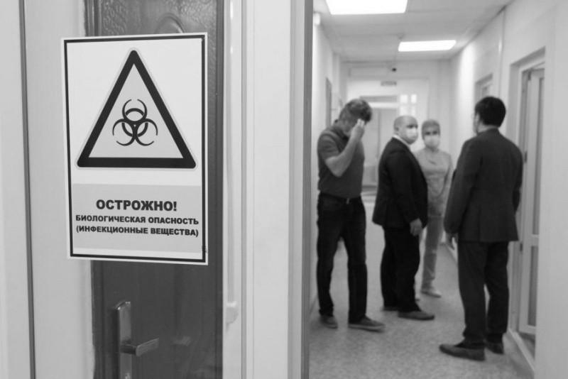 Завтра в Севастополе заработает лаборатория по тестированию на коронавирус