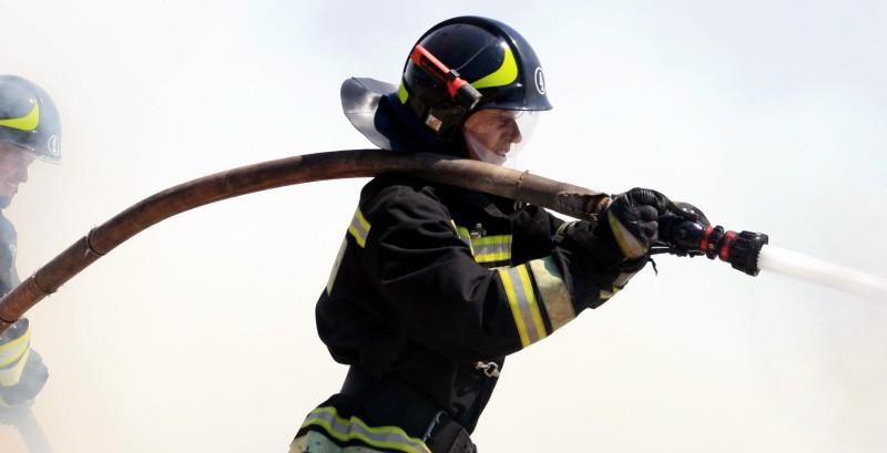 В Севастополе презентовали клип, посвященный героической работе пожарных
