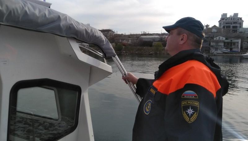 ГИМС контролирует соблюдение запрета на использование маломерных судов в Севастополе