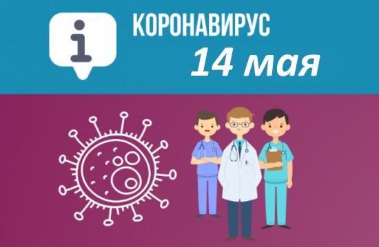 Оперативная сводка по коронавирусу в Севастополе на 14 мая