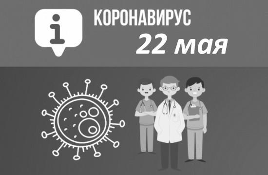 Оперативная сводка по коронавирусу в Севастополе на 22 мая