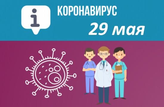 Оперативная сводка по коронавирусу в Севастополе на 29 мая