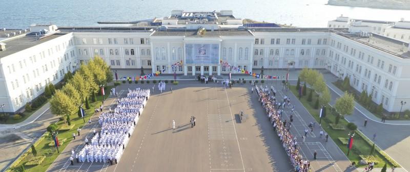 В Севастополе продолжается приём документов для поступления в филиал Нахимовского ВМУ