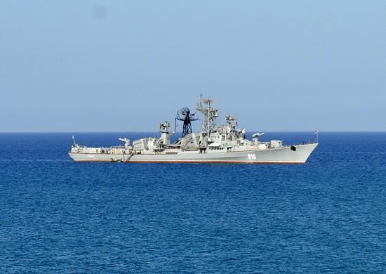 Определены сроки передачи сторожевого корабля «Сметливый» филиалу парка «Патриот»
