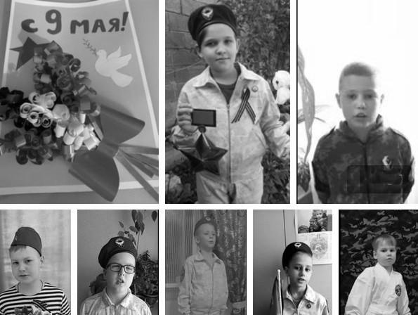 В Севастополе юные спортсмены подготовили поздравления ко Дню Победы