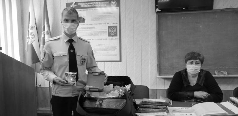 В Севастополе инспекторов ДПС учат оказывать первую помощь