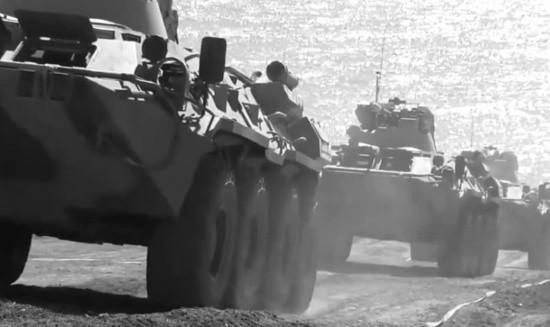На ЧФ завершился перевод вооружения и техники на летний режим эксплуатации
