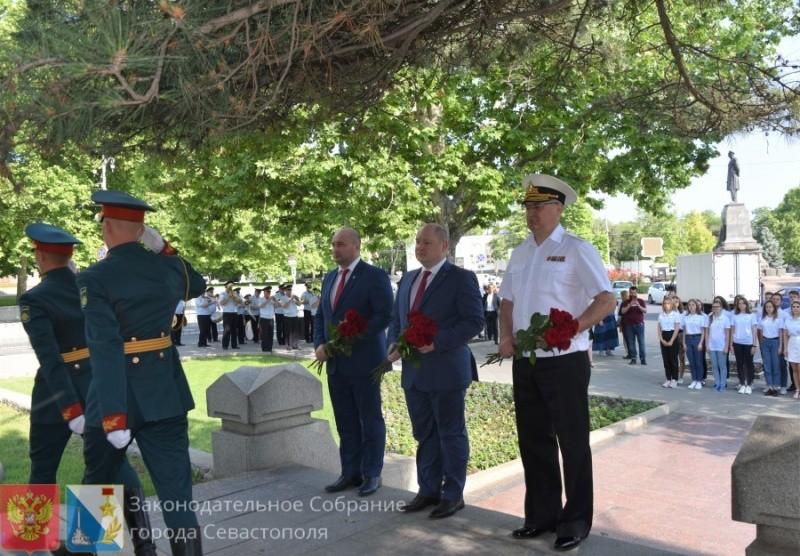 Сегодня Севастополю исполняется 237 лет