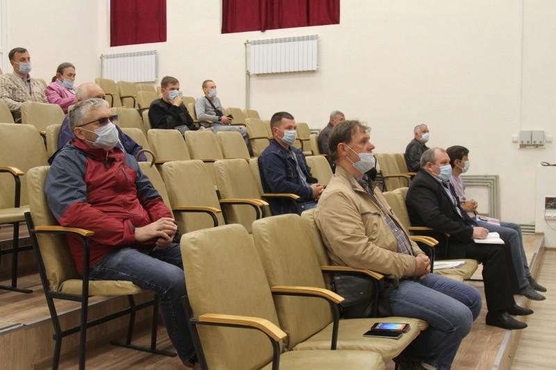 В Севастополе обсудили вопросы создания добровольных пожарных дружин в СНТ