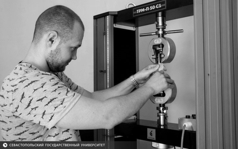 В Севастополе нашли инновационный метод упрочнения стеклопластика