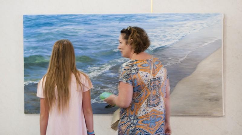 В ДКР открылось три экспозиции, посвященные рыбакам и морю