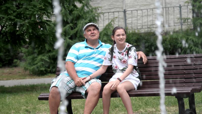 Храбрый севастопольский спасатель и чуткий отец