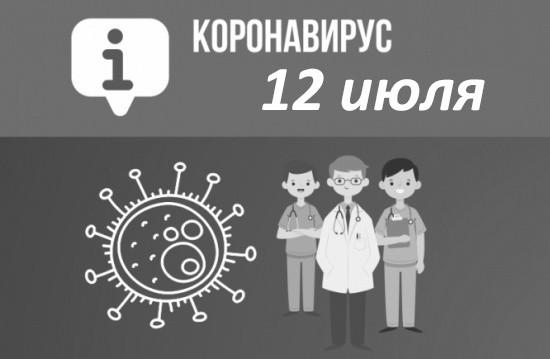 Оперативная сводка по коронавирусу в Севастополе на 12 июля