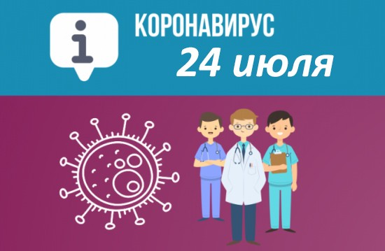 Оперативная сводка по коронавирусу в Севастополе на 24 июля