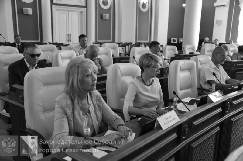 Депутаты Севастополя предлагают дополнить закон об административных правонарушениях