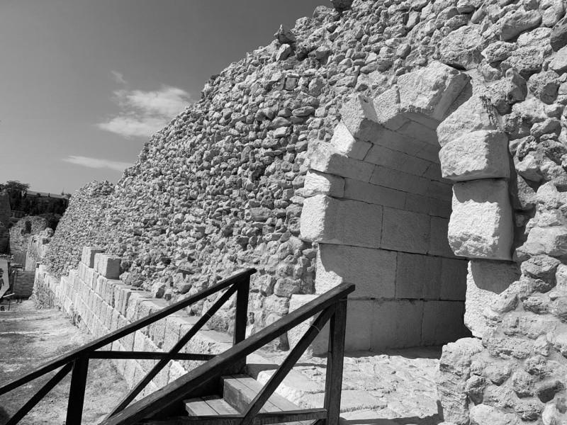 В древнем Херсонесе продолжаются масштабные реставрационные работы