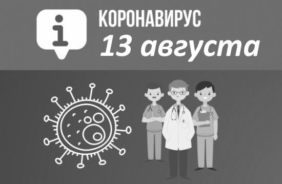 Оперативная сводка по коронавирусу в Севастополе на 13 августа