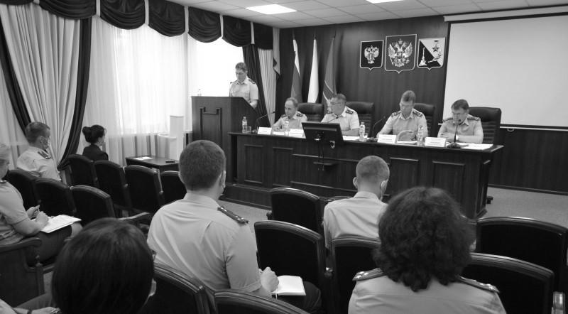 В прокуратуре Севастополя прошло заседание Коллегии