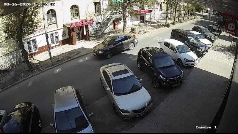 ГИБДД Севастополя объявляет розыск транспортного средства