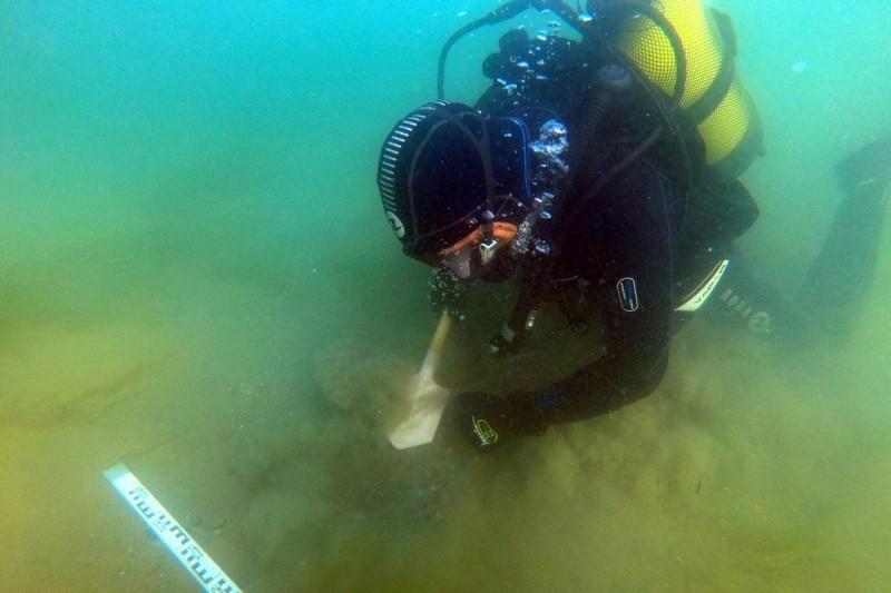 Ученый из Севастополя обнаружил затонувший парусник в Керченском проливе