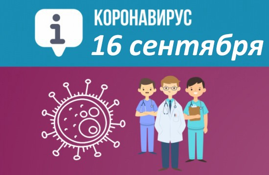 Оперативная сводка по коронавирусу в Севастополе на 16 сентября