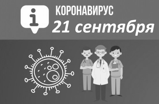 Оперативная сводка по коронавирусу в Севастополе на 21 сентября