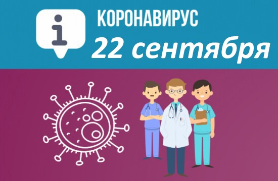 Оперативная сводка по коронавирусу в Севастополе на 22 сентября