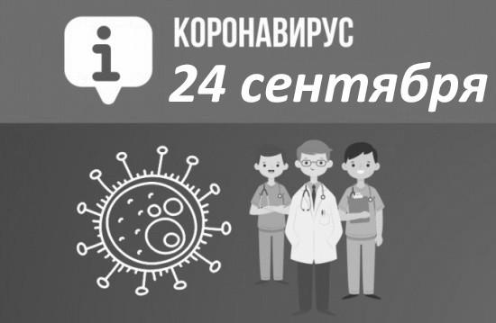 Оперативная сводка по коронавирусу в Севастополе на 24 сентября