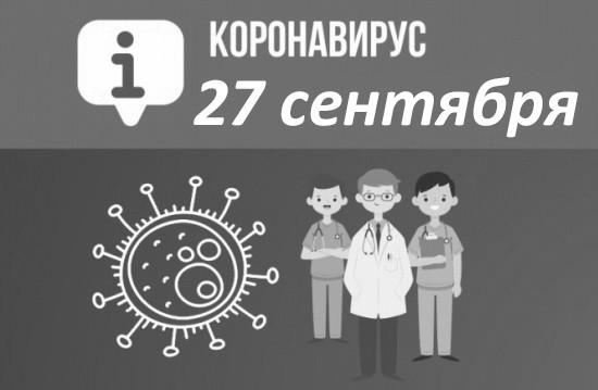 Оперативная сводка по коронавирусу в Севастополе на 27 сентября