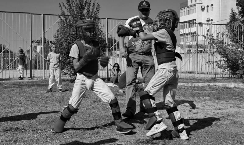 В Севастополе прошел военно-прикладной турнир «Зеленый берет»