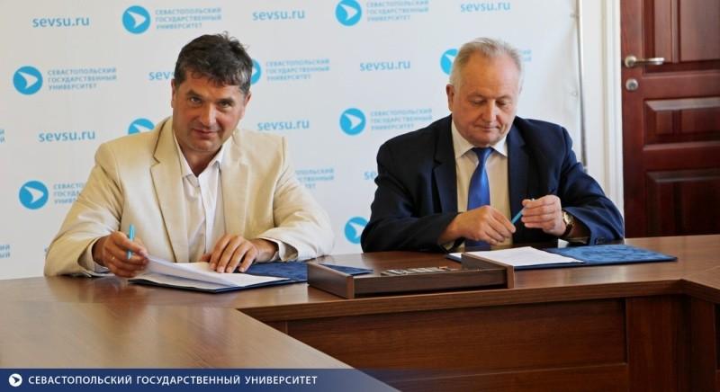 СевГУ будет сотрудничать с крупнейшим вузом Донбасса
