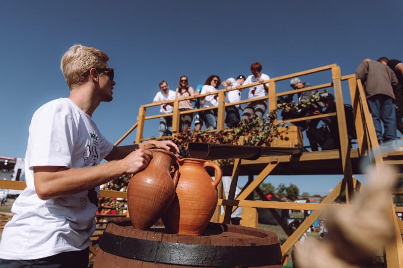 Фестиваль WineFest пройдет в Севастополе 3 и 4 октября