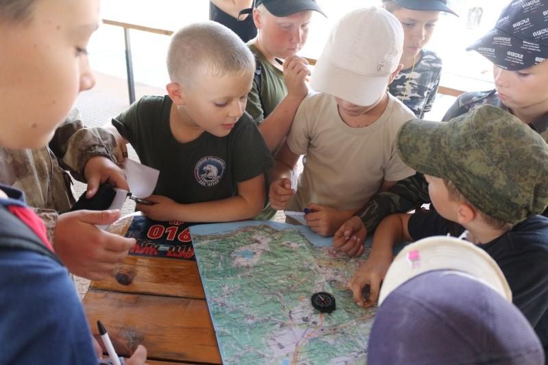 Юные рукопашники Севастополя сходили в поход к «Ночным волкам»