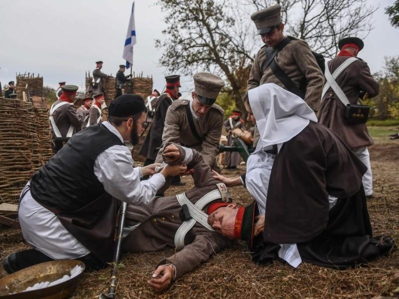 Стала известна программа военно-исторического фестиваля «Русская Троя»