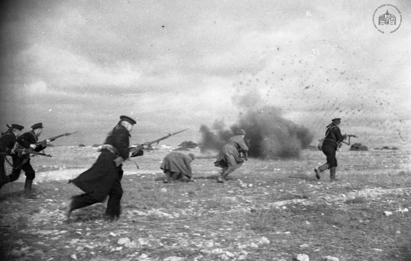 30 октября 1941 года началась героическая оборона Севастополя