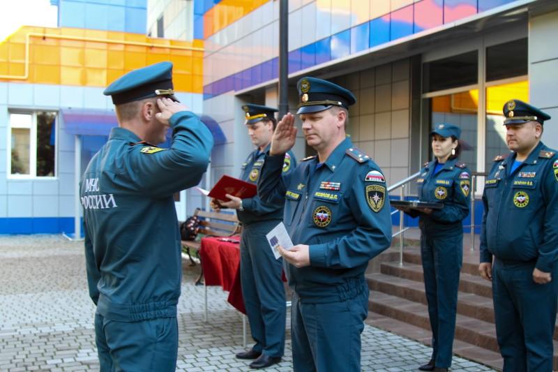 В Севастополе отметили 88-летие гражданской обороны России