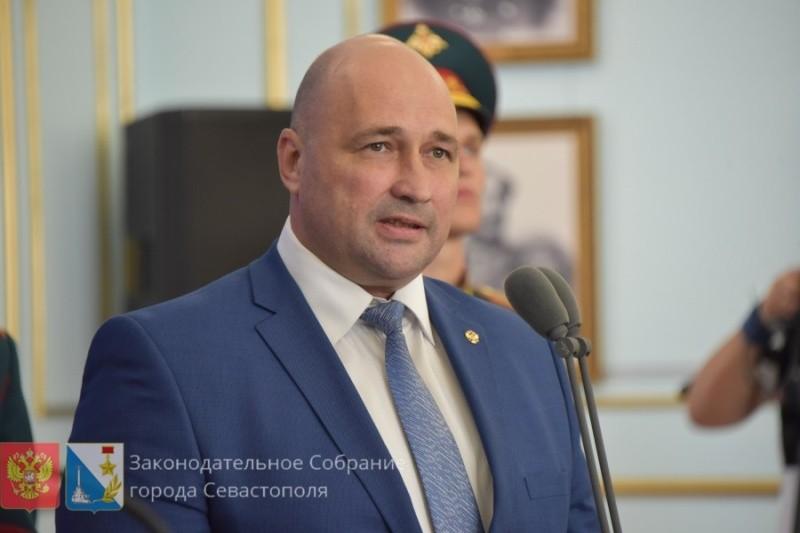 В Севастополе прошла инаугурация избранного Губернатора города