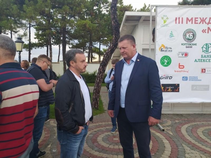 Поднят вопрос о возрождении банных традиций в Севастополе