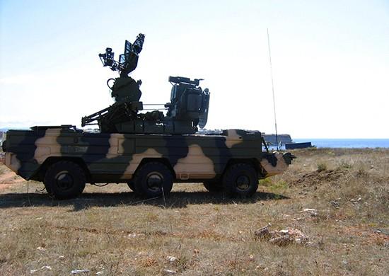 Военнослужащие зенитного ракетного подразделения ЧФ вернулись с учения «Кавказ-2020»