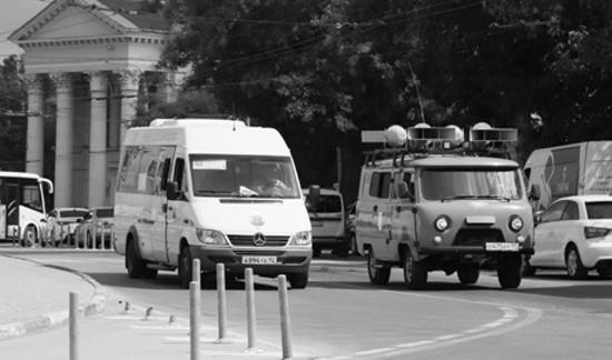 Жителей Севастополя учат противодействовать дистанционным мошенникам
