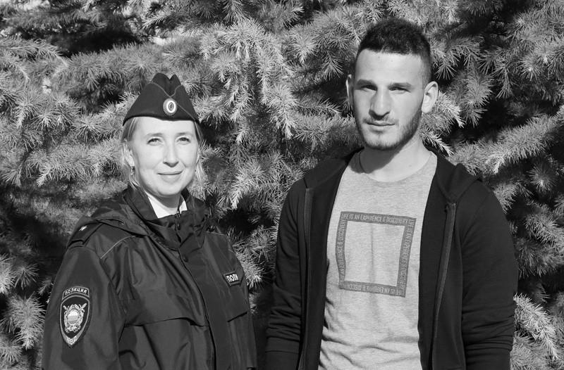 «Горячее сердце» Роланда помогает искать пропавших детей в Севастополе