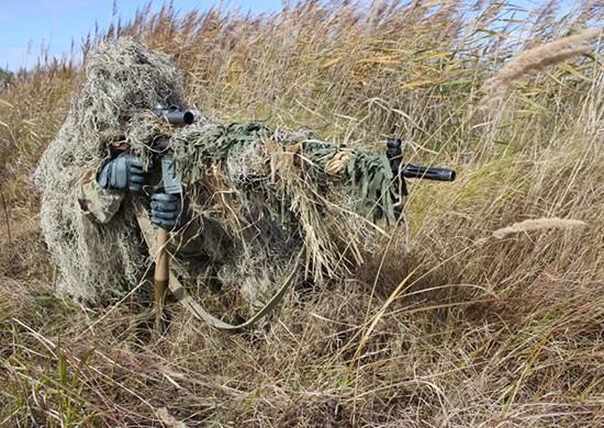 Российские и египетские снайперы провели совместные стрельбы