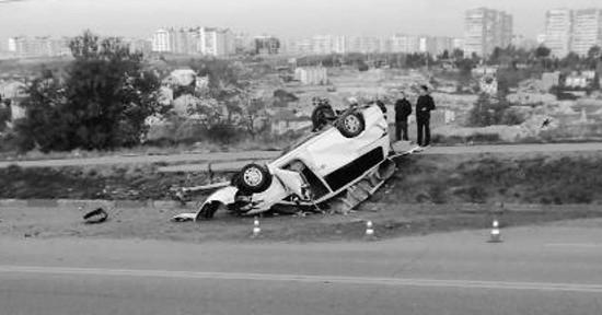 В Севастополе произошло ДТП, в котором погиб водитель автомобиля