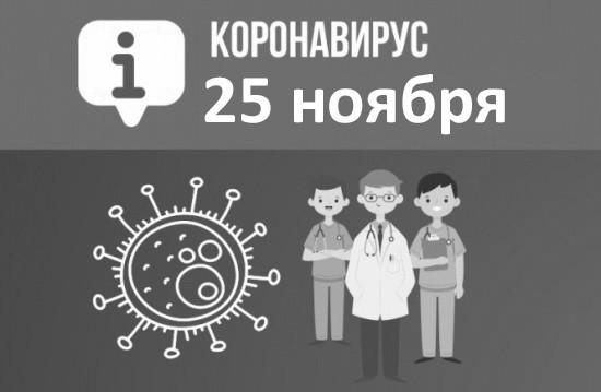 Оперативная сводка по коронавирусу в Севастополе на 25 ноября