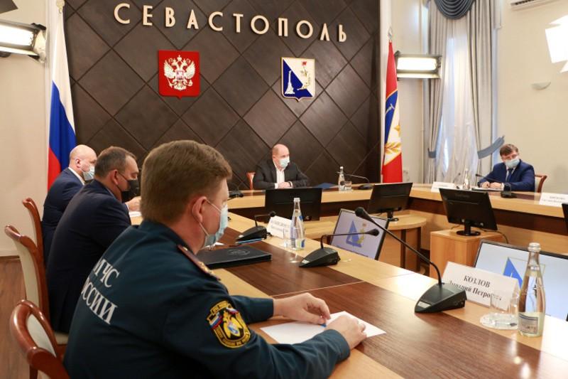 В Севастополе решено не проводить массовые новогодние мероприятия