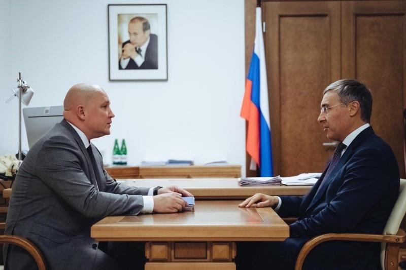 Глава Севастополя рассказал о рабочих встречах в Москве